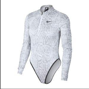 Nike NSW LS Python Bodysuit XS